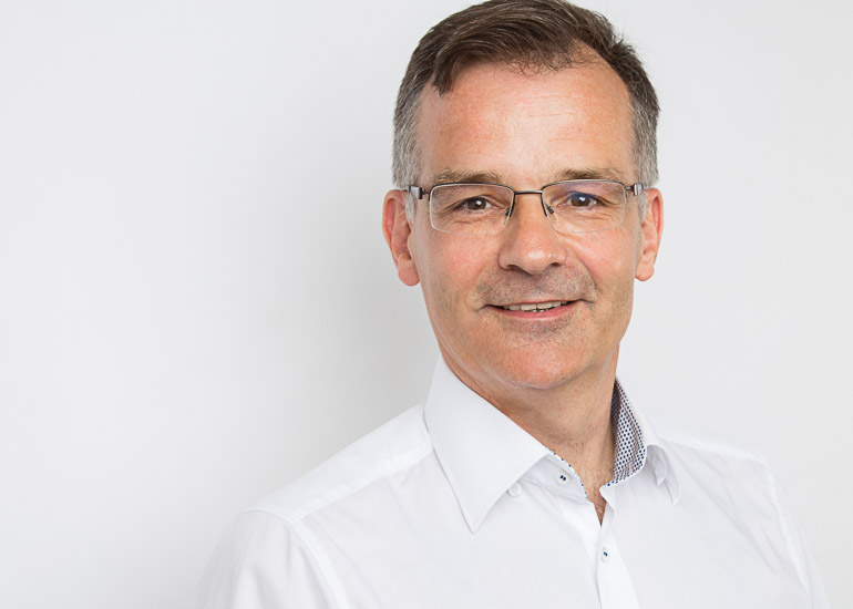 Businessportrait von Markus Kunz, dem CDU-Kanditaden für das Berliner Abgeordnetenhaus