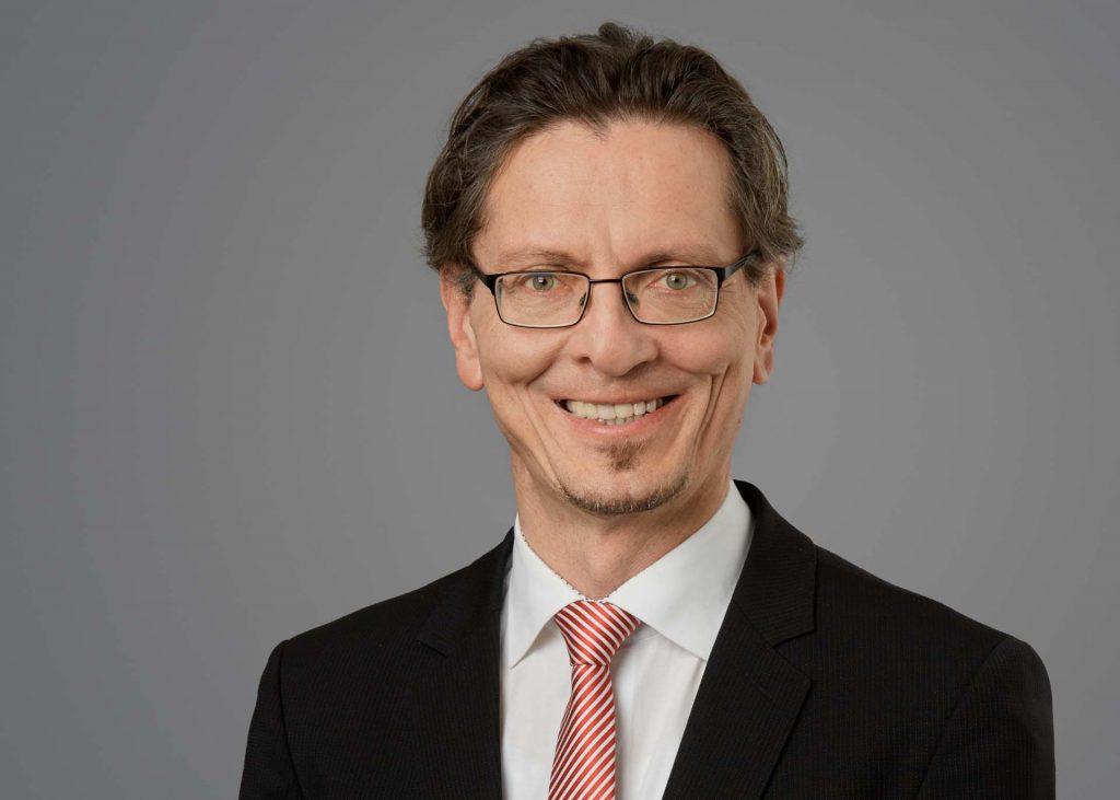 Foto des Berliner Staatssekretär für Sport Christian Gaebler