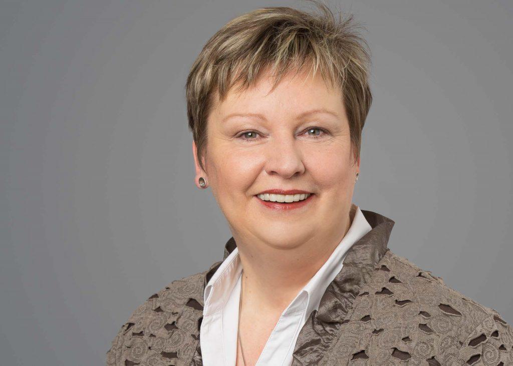 Foto der Berliner Staatssekretärin Sabine Smentek